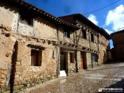 Fuentona y Sabinar de Calatañazor;pueblos blancos malaga consuegra molinos ruta del agua taramundi